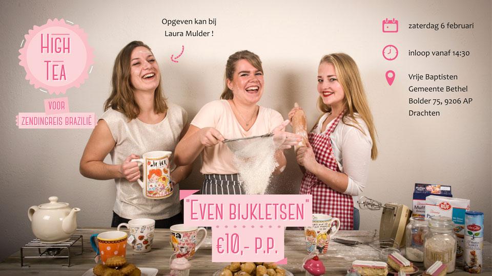 Advertentie High Tea
