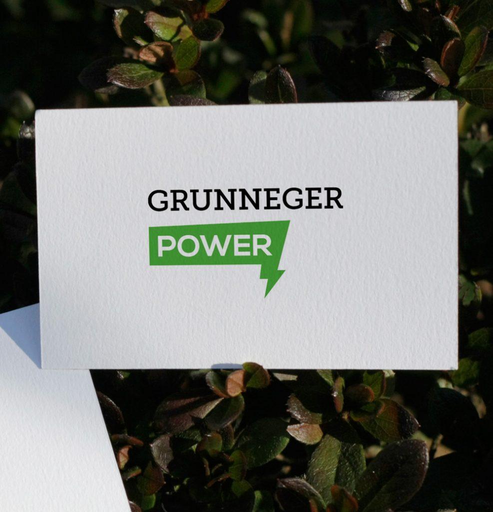 Huisstijl Grunneger Power